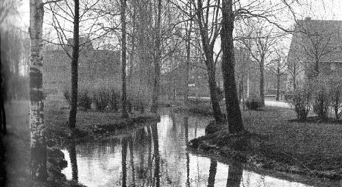 Geleenbeek in Sittard 1937